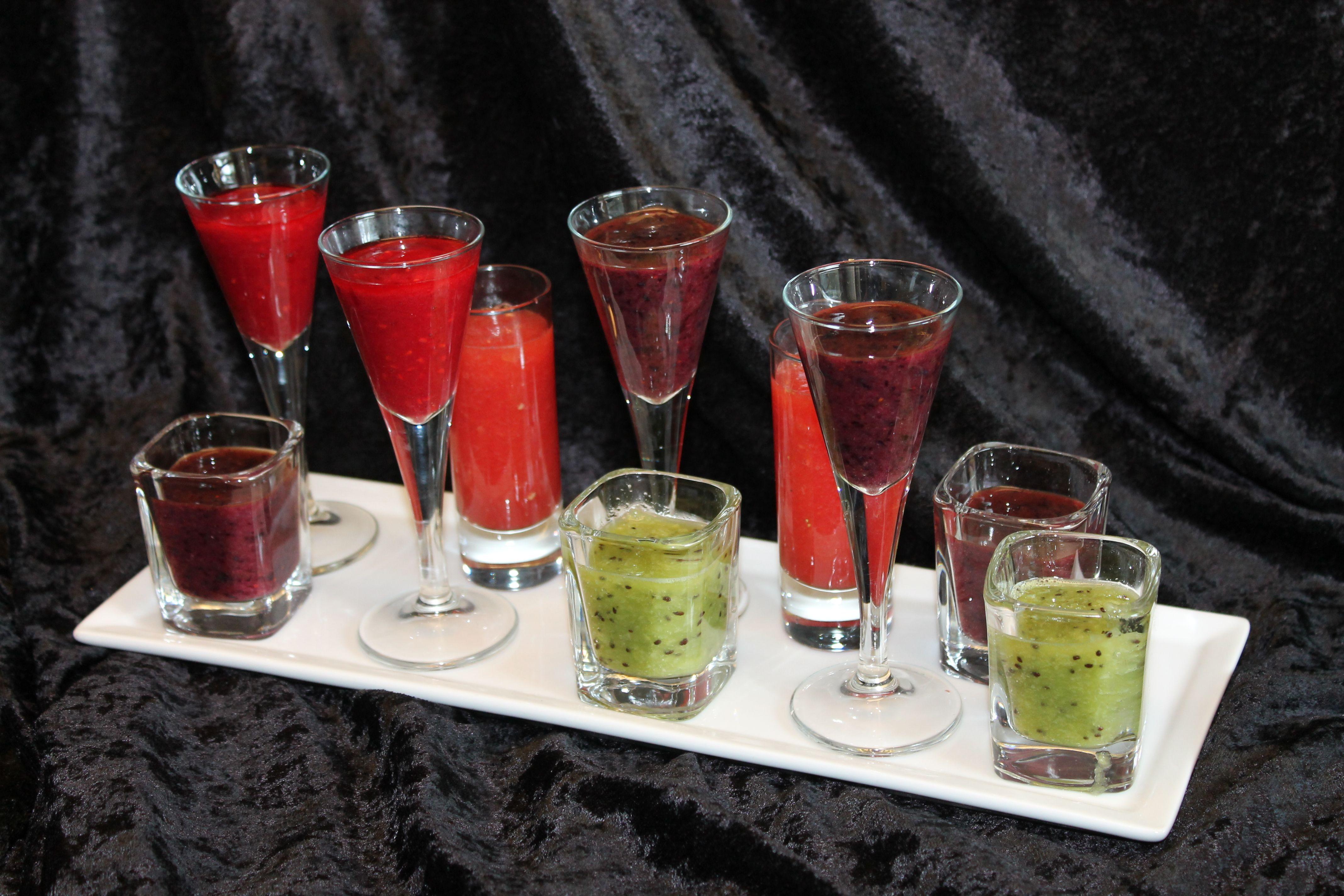 Natural Juice Shots