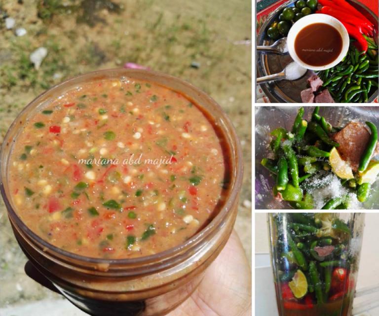 Cara Cara Buat Sambal Belacan Kisar Tak Guna Bawang Tomato Tapi Memang Sedap Rasa Resep Masakan Malaysia Resep Masakan Masakan