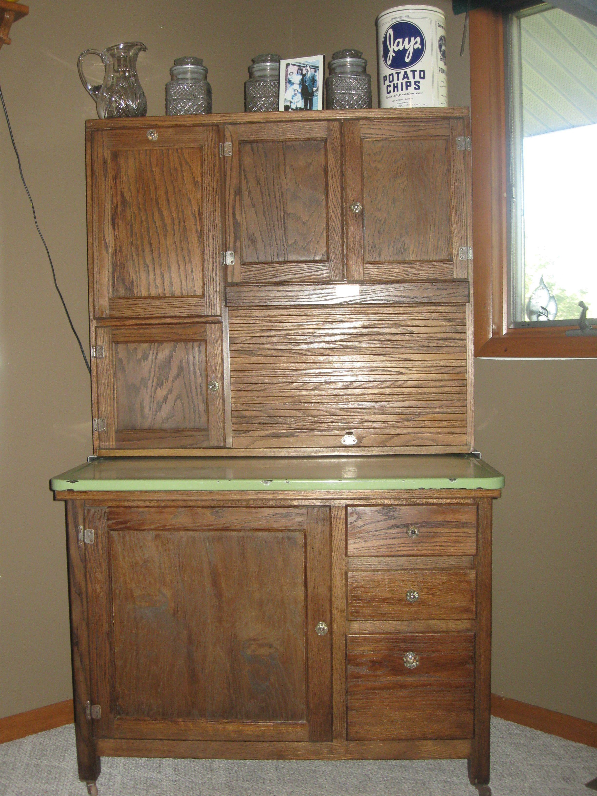 1930s Boone Hoosier Cabinet Fully restored  hoosier