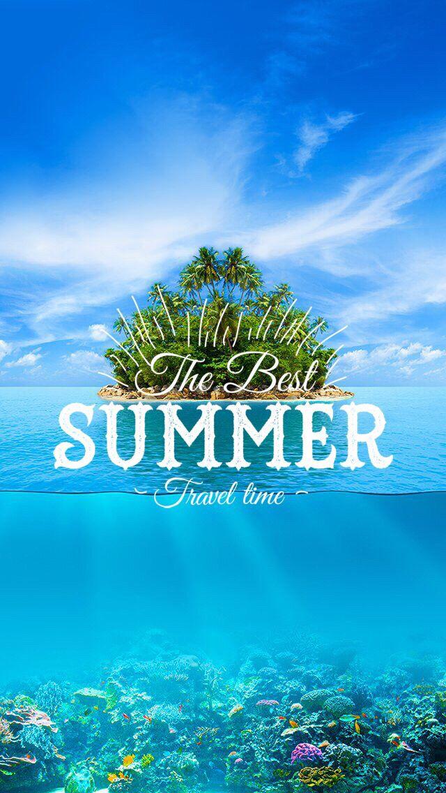 Wallpaper Iphone Summer Letnie Oboi Oboi Kartinki