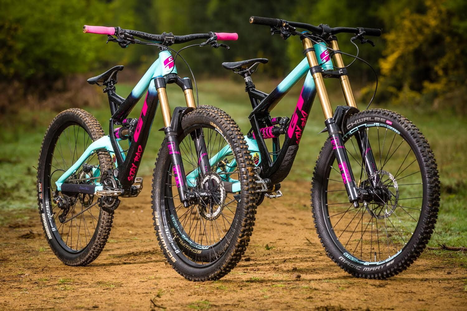 Gt Bicycles Mountain Biking Photography Downhill Bike Bicycle