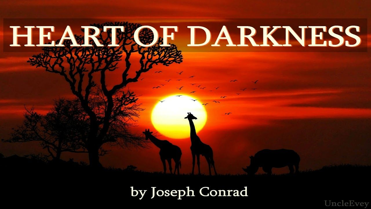 Heart of darkness by joseph conrad full audiobook dark
