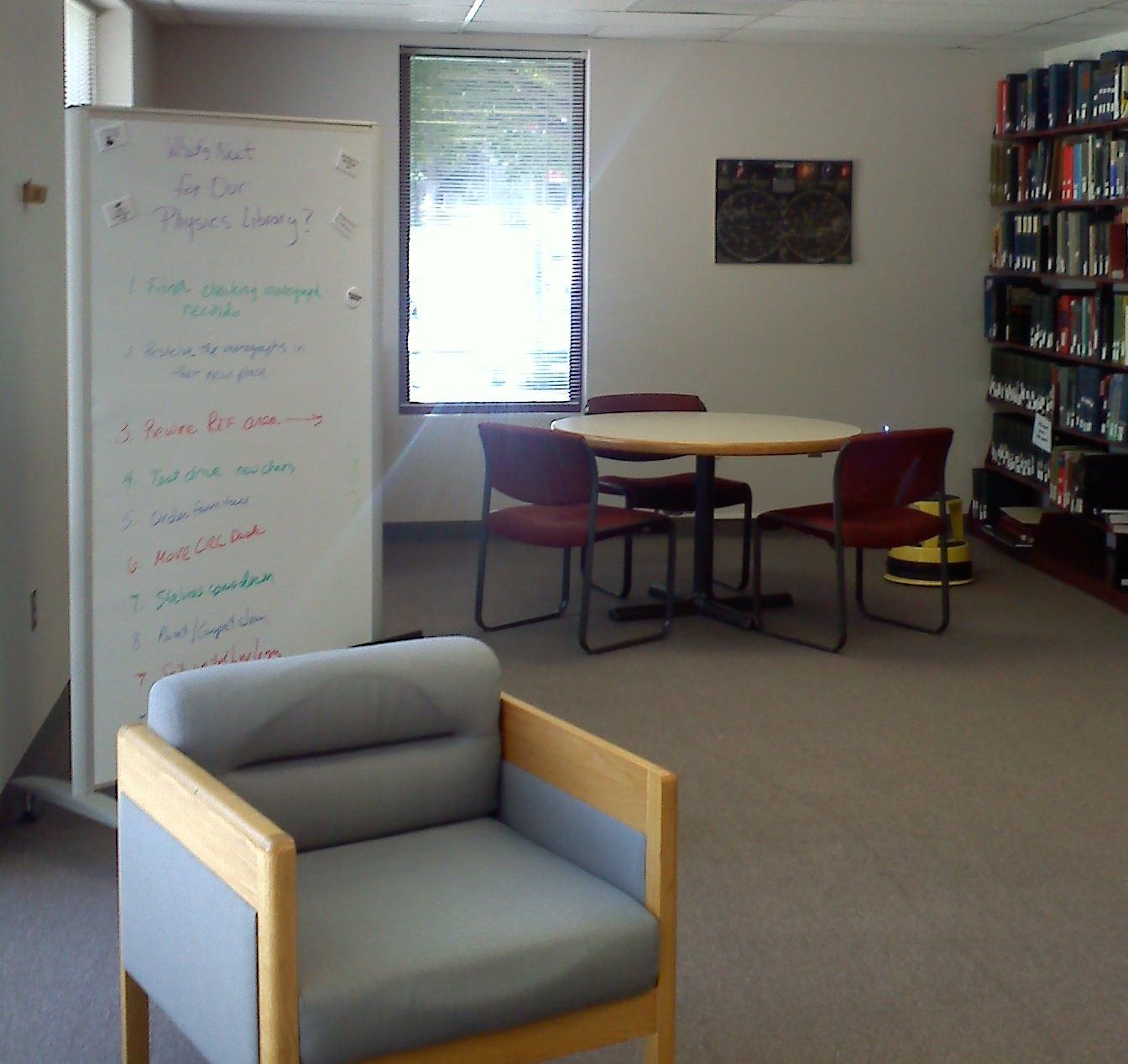 Library Furniture Ideas