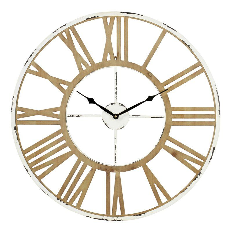 ac93a7f73a24fe1fff62c7e9fe1a5890 - Better Homes And Gardens 28 Wall Clock Oil Rubbed Bronze