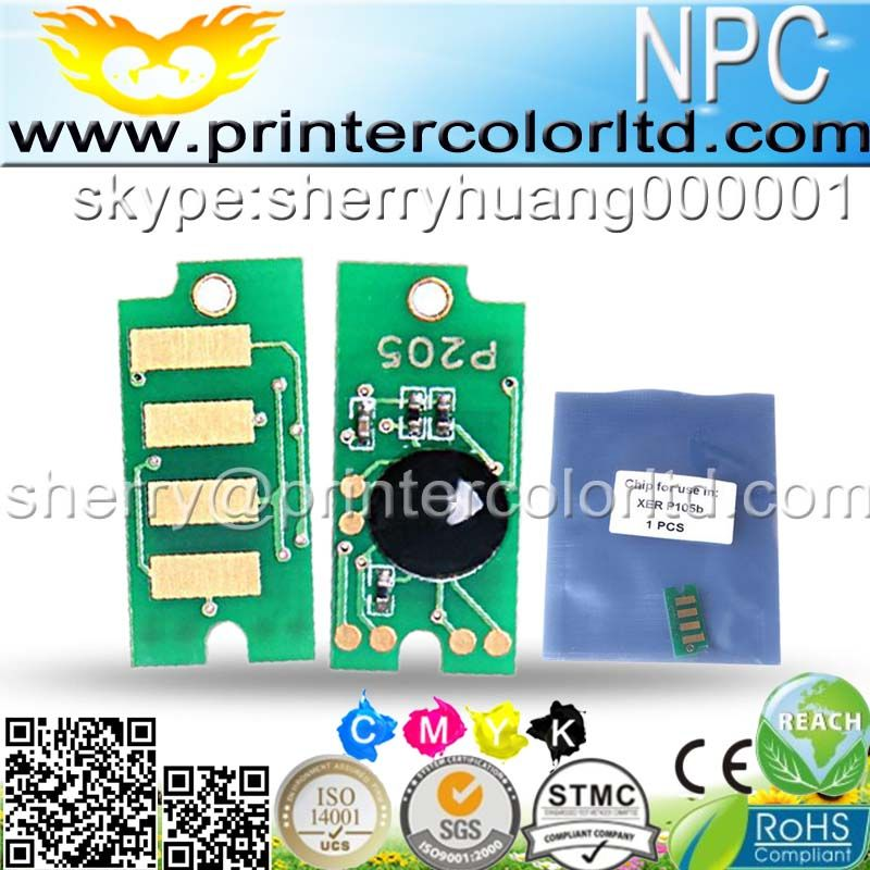 Toner Chip 106r02229 106r02232 For Xerox Phaser 6600 Workcentre