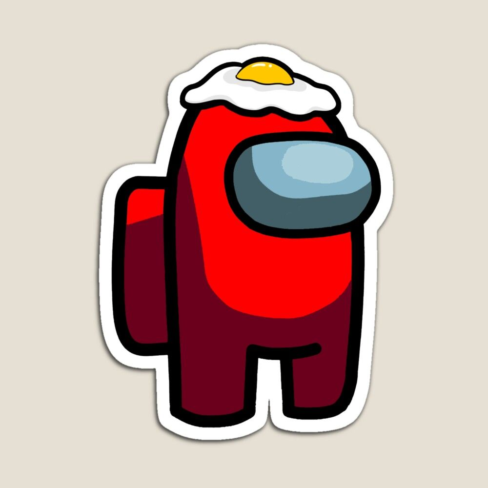 Get My Art Printed On Awesome Products Support Me At Redbubble Rbandme Https Www Redbubble Com I Magnet Red Cute Easy Drawings Stickers Coloring Stickers