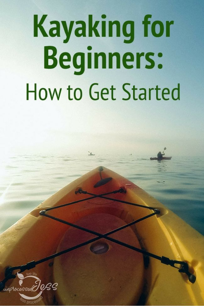Photo of Kayaking for Beginners: How to Get Started – Unprocessed Jess