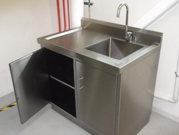 205946380 1 muebles de acero inoxidable aaahsa de mexico - Pilas de acero inoxidable ...