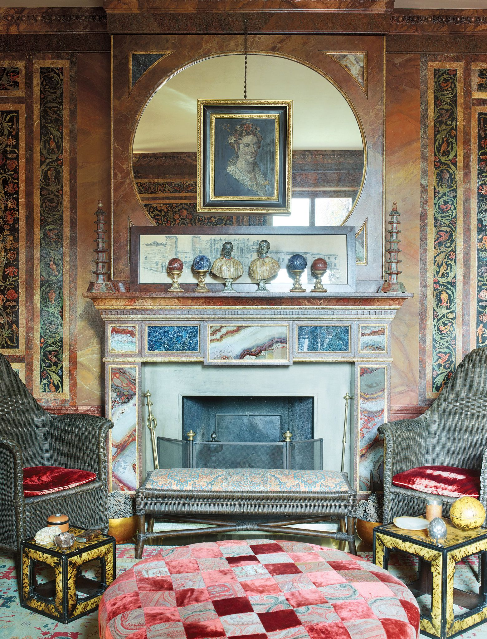 Inside three rarely seen renzo mongiardinodesigned homes bust a