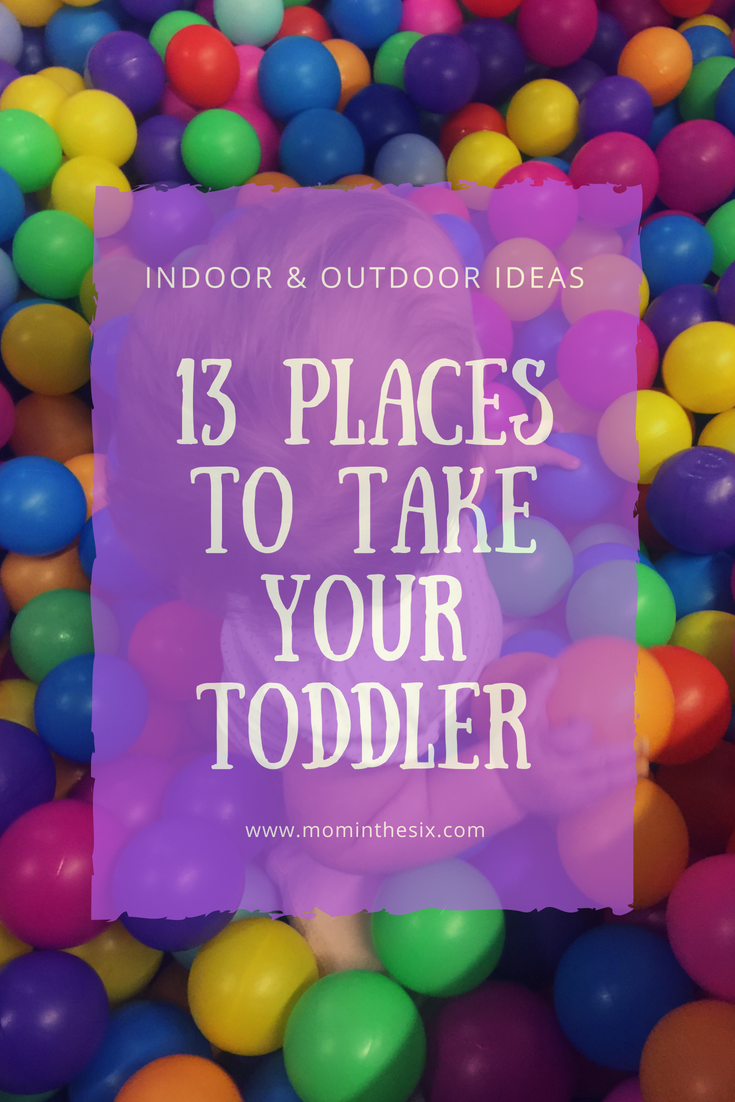 Places To Go With A 1 Year Old Indoor Outdoor Activities Rainydayactivit Activities For One Year Olds Activities For 1 Year Olds 1 Year Old Birthday Party