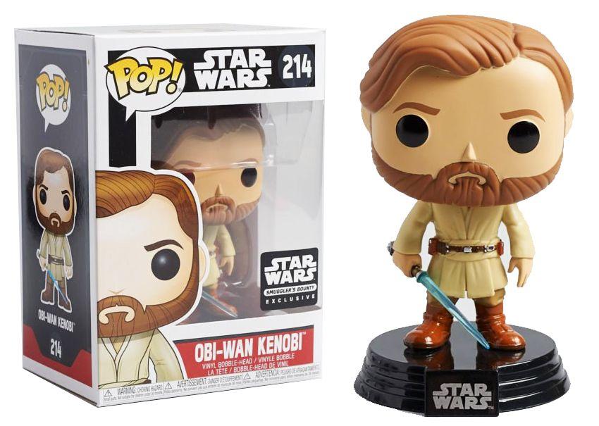 Pop! Star Wars: Obi-Wan Kenobi (Smuggler's Bounty) | Funko