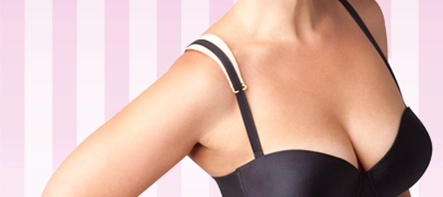 Bikini strap neck cushion