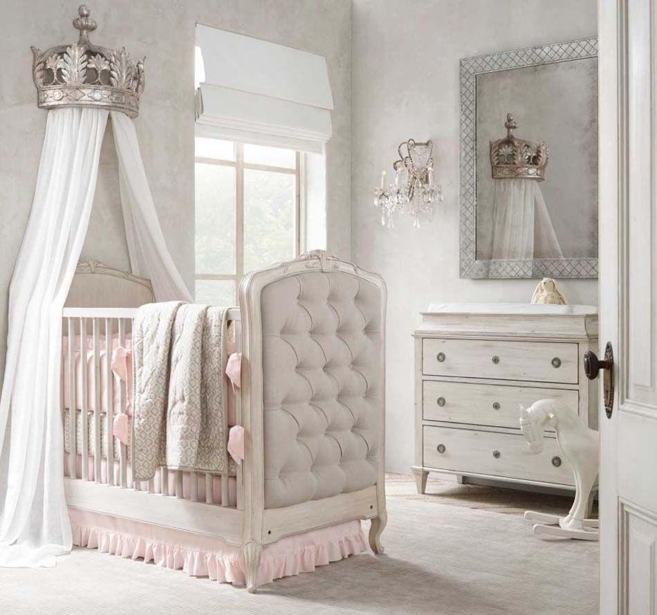 Déco chambre bébé : le voilage et le ciel de lit magiques | Déco ...