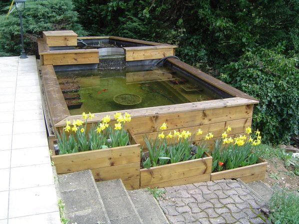 Le blog de bassin de ce blog est destin id es pour la maison - Idee amenagement bassin de jardin la rochelle ...