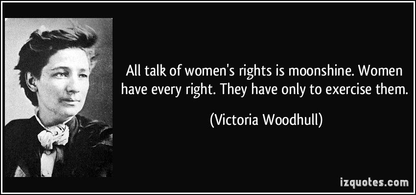 quotes about women's rights - Google Search