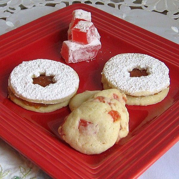 Bulgarian Christmas Jam Filled Cookie Maslenki