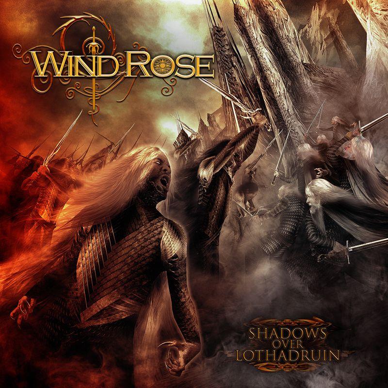 Wind Rose - Shadows Over Lothadruin