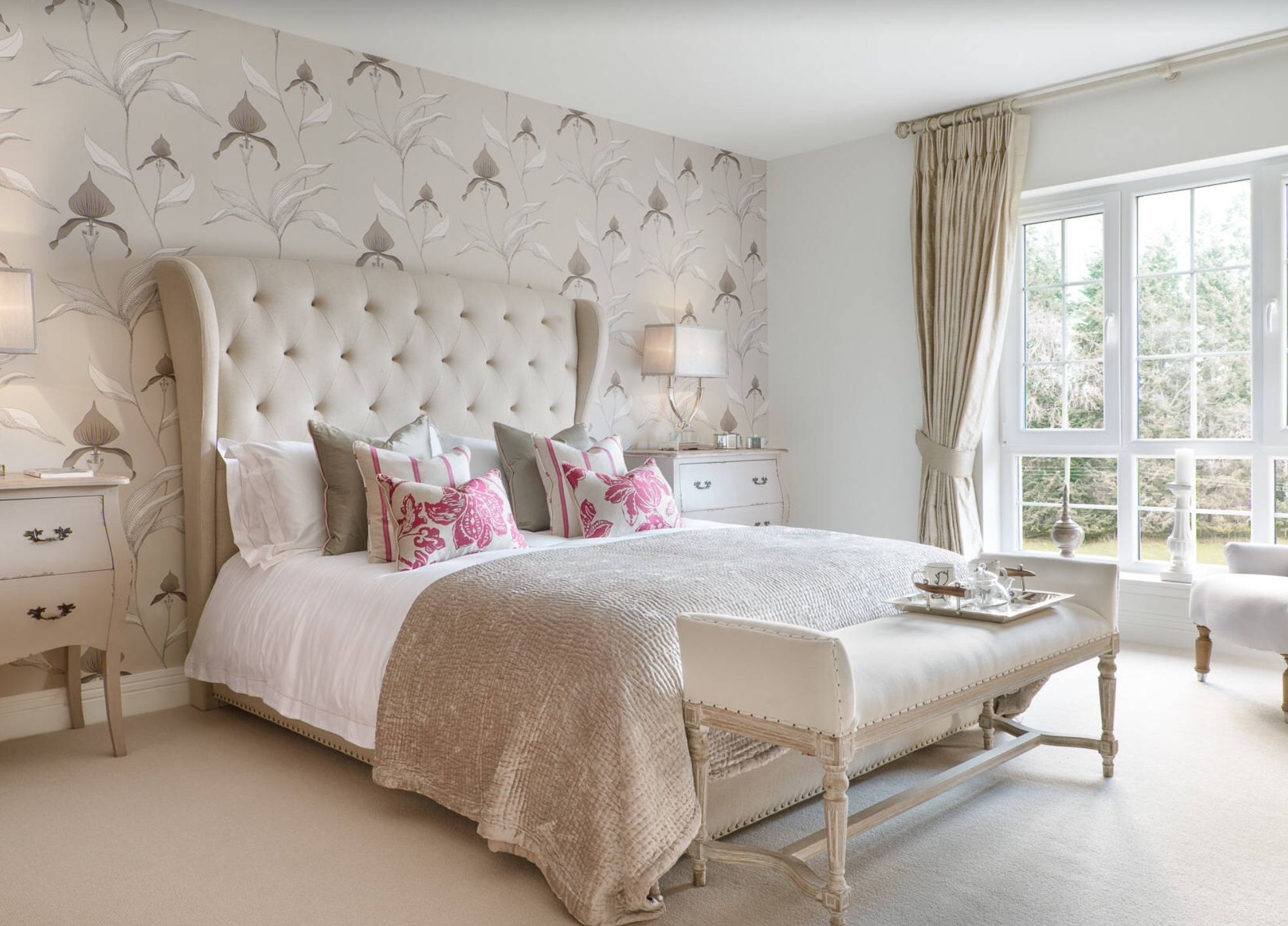 Pin by Esra Çatal on Home Decors Bedroom design, Feng