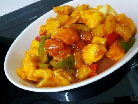 Resep Ikan Asam Manis Masakan Luar Negeri Youtube Food Videos Fish Recipes Recipes