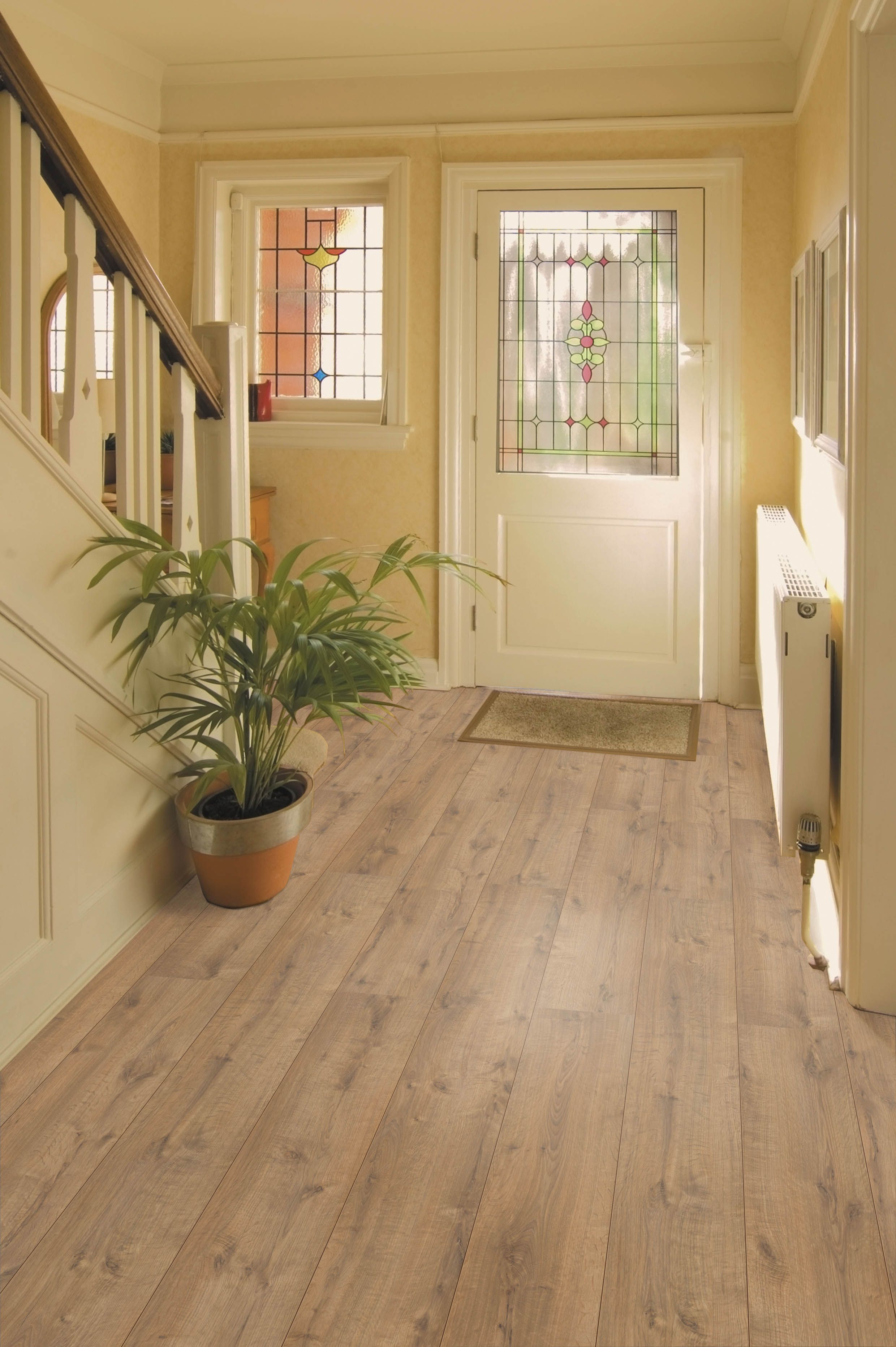 Light Colored Wood Flooring