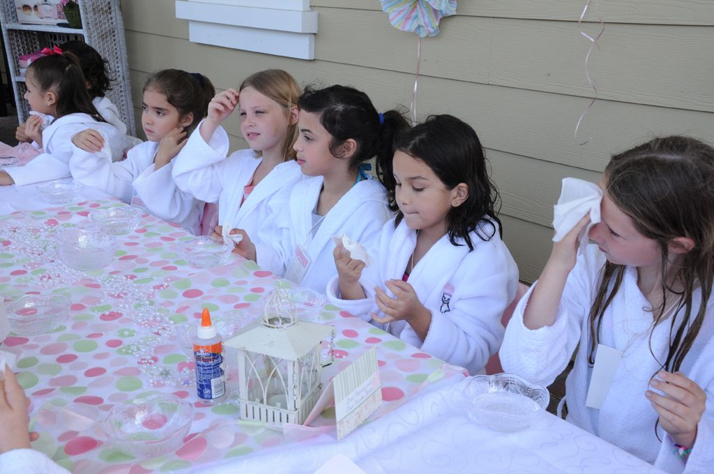 10 Year Old Spa Birthday Party Ideas Spa at Home Pinterest