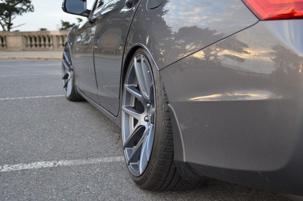 2013 Accord Sedan Velgen VMB5 MATTE GUNMETAL 20X9 & 20X10