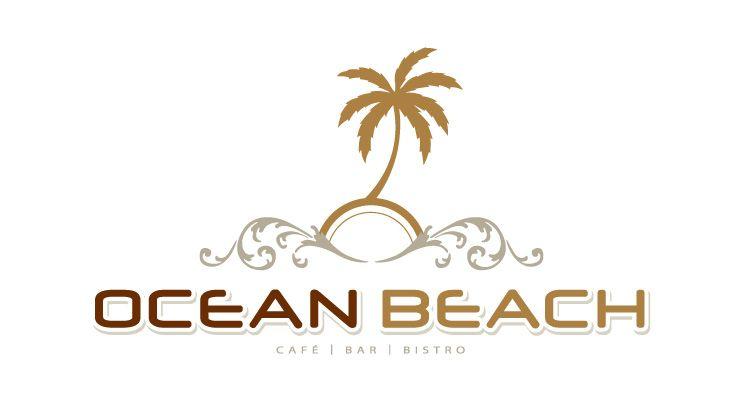 Ocean Beach Logo | Logo Design | Pinterest | Beach logo, Logos and ...