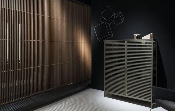 Cabina Armadio New York : Showroom new york rimadesio nel mondo: porte scorrevoli in vetro e