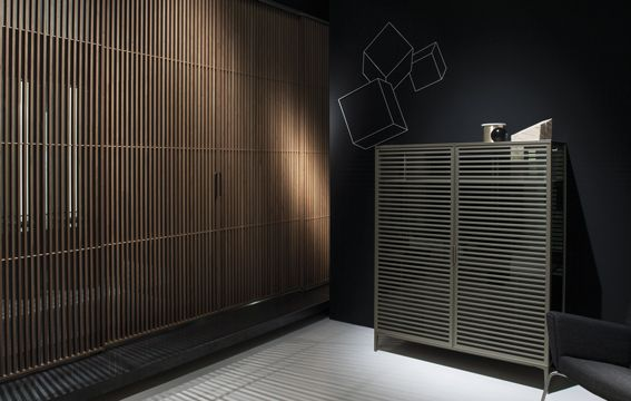 Cabina Armadio Nel York : Showroom new york rimadesio nel mondo porte scorrevoli in vetro