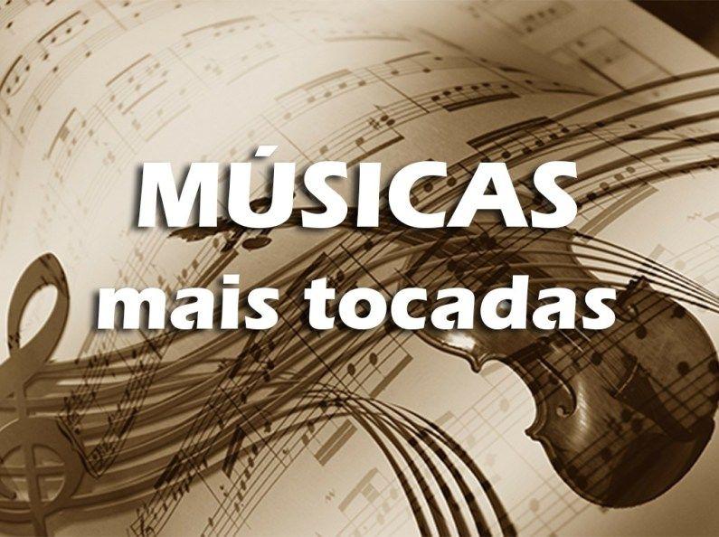 Top 100 Musicas Mais Tocadas Em 2018 Musicas Mais Tocadas
