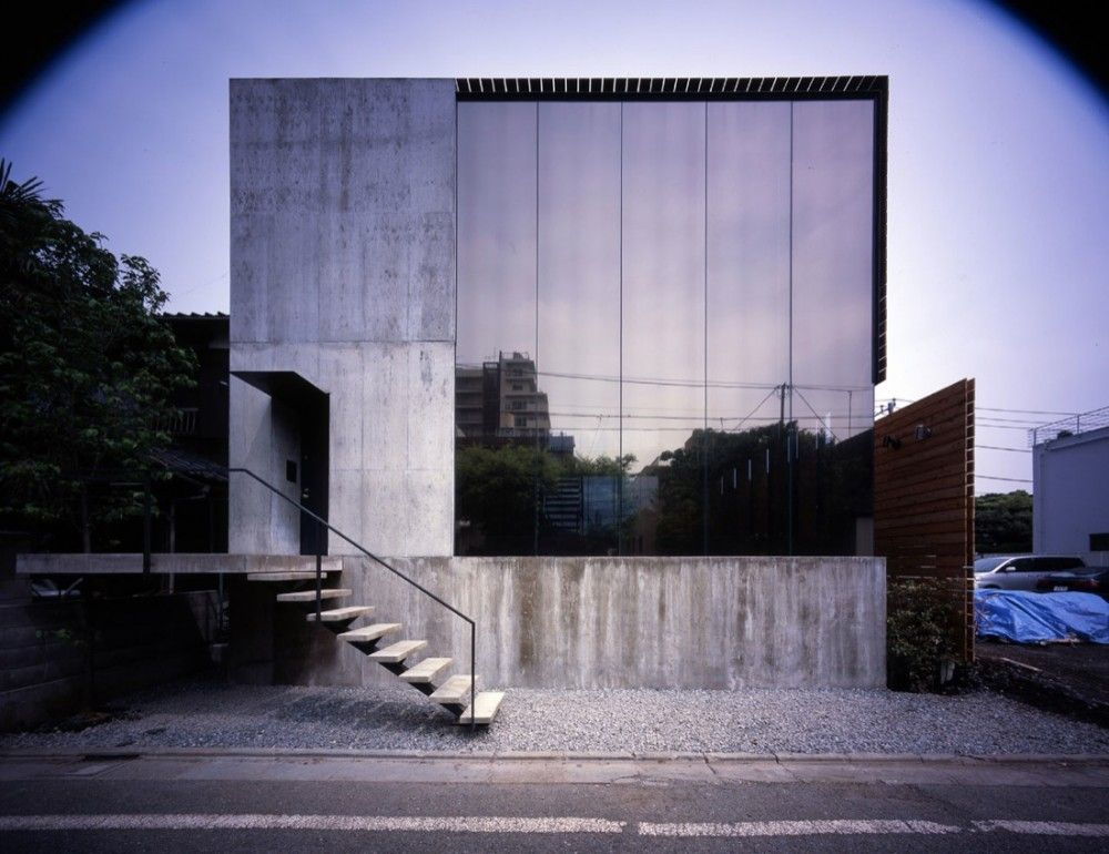 M3 Kg Mount Fuji Architects Studio Concrete Architecture Architecture Architecture Exterior