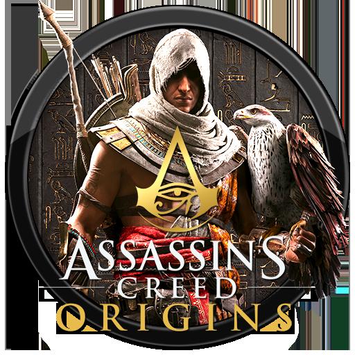 Https Orig00 Deviantart Net 660c F 2017 260 8 E Assassin S Creed Origins Icon V1 By Andonovmarko Dbnri2a Png Assassin S Creed Assassins Creed Origins Creed