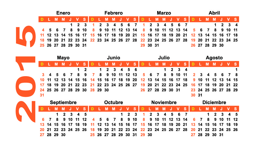 calendarios 2015 - Buscar con Google   Animalitos   Pinterest ...