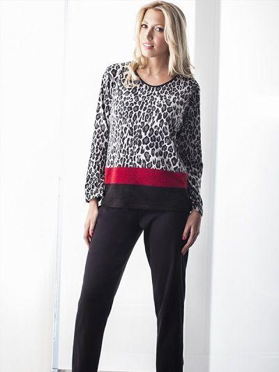 Conjunto Vania intima - homewear. http://www.perfumeriaelajuar.com/homewear/pijama-mujer-invierno-/00003616/-conjunto-invierno-mujer-vania-.html