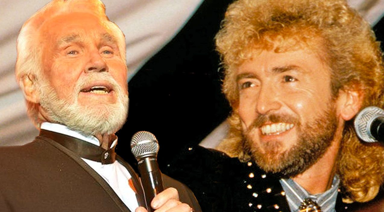 Kenny Rogers Honors Keith Whitley With \'There\'s A New Kid In Town ...