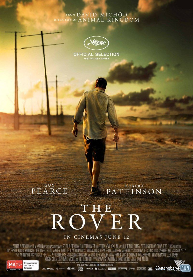 The Rover (2014) in streaming