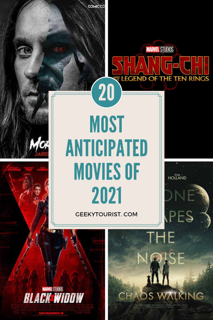 20 Most Anticipated Movies Of 2021 Sci Fi And Fantasy Edition Geeky Tourist In 2021 Movies Fantasy Movies Sci Fi Films