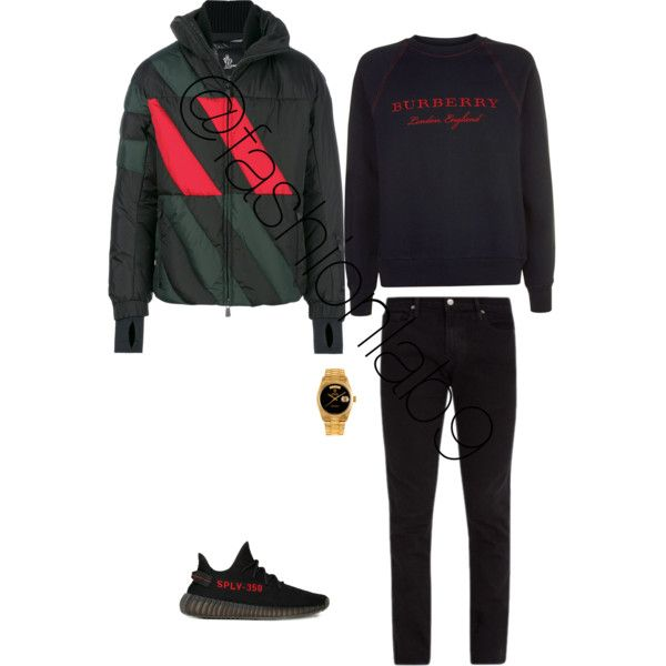 A menswear look from December 2017 by fashionlab9 ...