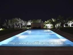 Villa en location longue dur e marrakech avec images Location maison avec piscine marrakech