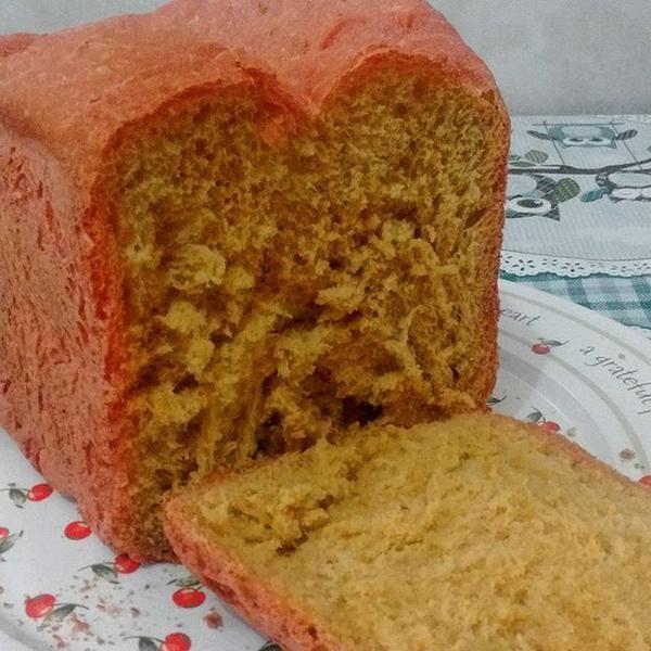 Pão Rosa | Receita