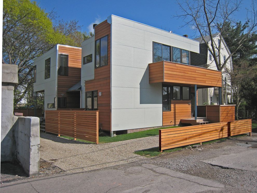 Fiber Cement Siding Options with Contemporary Exterior and ... on Contemporary Siding Ideas  id=90421