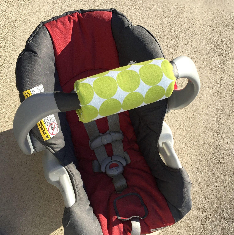 Car Seat ARM PAD Handle Wrap Arm Cushion Reversible