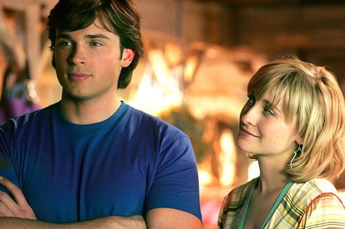 Smallville Wiki Smallville Chloe Smallville Tom Welling