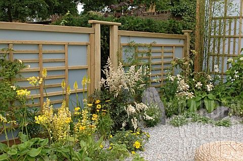 Japanese Trellis | JAPANESE GARDEN . TRELLIS : TRELLIS IN WOOD AND  PLEXIGLASS. DESIGNER .