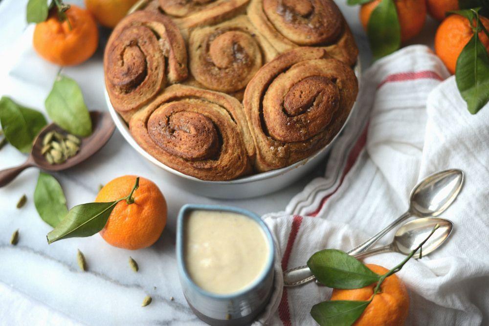 Blog #cardamombuns A Fare Isle Holiday plus Vegan Clementine Cardamom Buns Recipe #cardamombuns