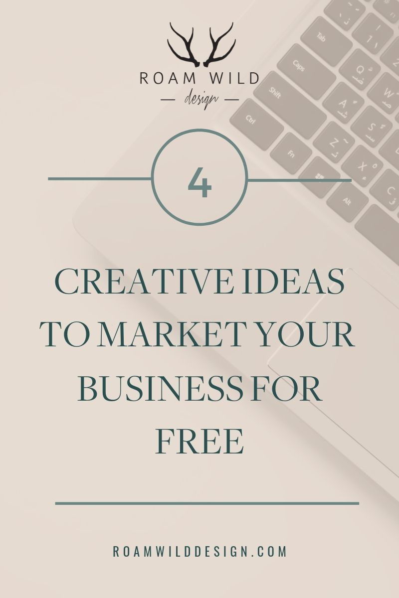 4 ways to market your business for free