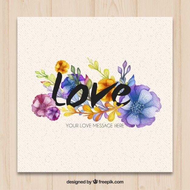 Download Hand Painted Love Card For Free Love Cards Cards Painting