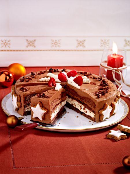 24 Weihnachtskuchen-Rezepte für die Vorweihnachtszeit   Wunderweib