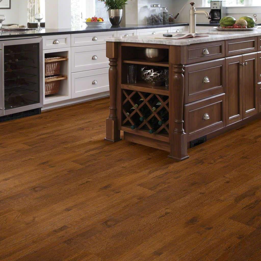 Hickory St. Johns Hckry Flooring, Wood laminate