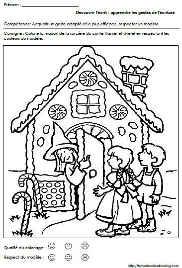 Hansel Et Gretel Boyama Pinte